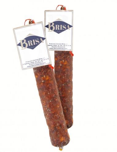 2 x Velita de Chorizo Ibérico de Bellota - Chorizo en Ibéricos Brisa