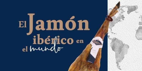 El jamón ibérico en el mundo